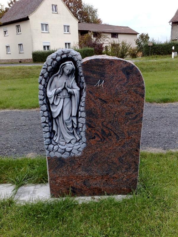 Grabstein einzel 078