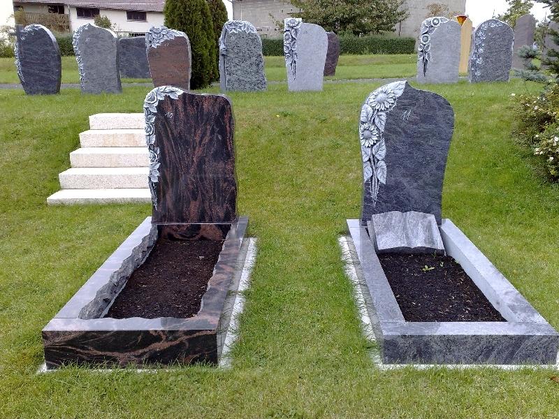Grabstein einzel 079