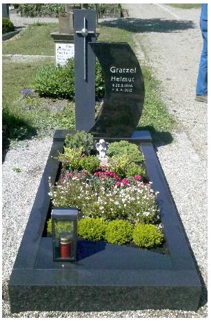 Grabstein einzel 536