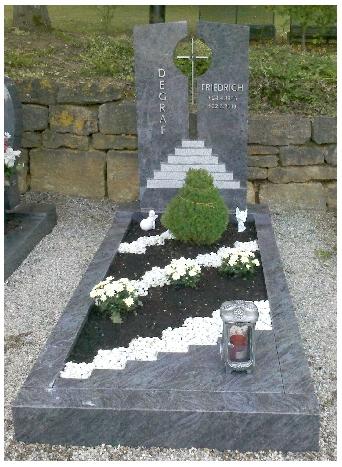 Grabstein einzel 540