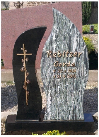 Grabstein einzel 541