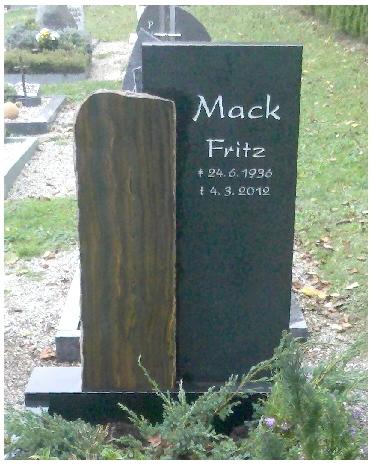 Grabstein einzel 549