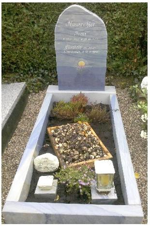 Grabstein einzel 567