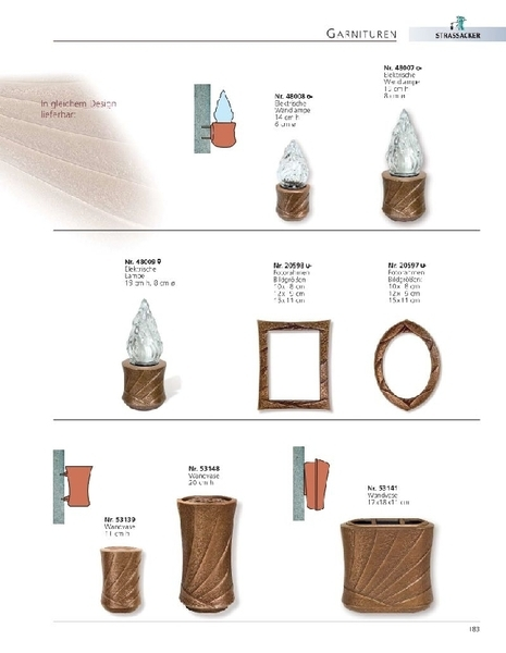 Grabschmuck_Lampen <br>Garnituren_0017