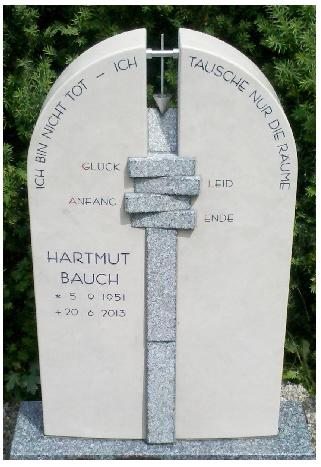 Grabstein Urnengrab 232